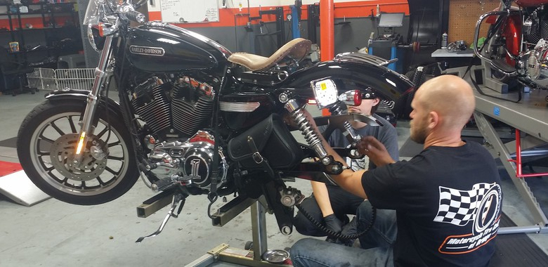 motorcycle tire center - repair & performance bike shop