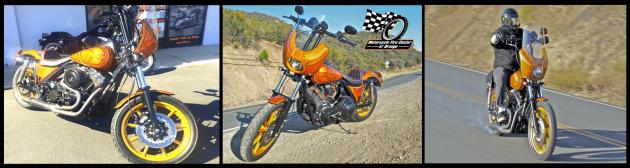 Harley-Davidson repair Customization OC