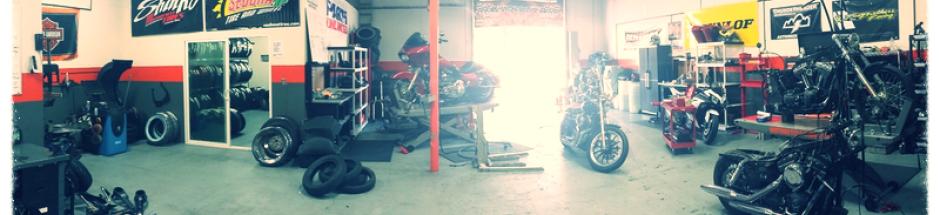 Harley repair shop Orange County