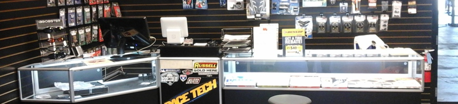 Motorcycle Tires and Parts in Orange County